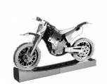 3D Model - Cross Motorcycle