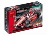 Decool Technic - series 3412 - Dazzung Red