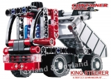 Decool Technic - series 3345 - Container Truck