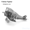 3D model - Fokker Fighter