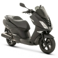 Citystar 125i Black Edition ABS