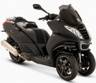 Metropolis 400i Black Edition ABS