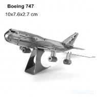 3D model - Boeing 747