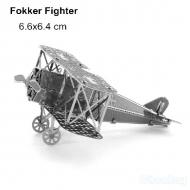 3D model - Fokker Fighter