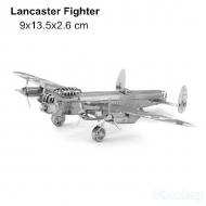 3D model - Lancaster Fighter