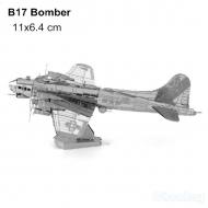 3D model - B17 Bomber