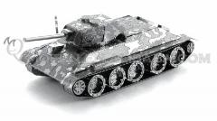 3D model - Tank T-34