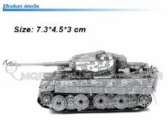 3D model - Tank Tiger I