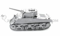 3D model - Tank Sherman