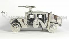 3D model -Hummer H1