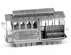3D model -Cable Car